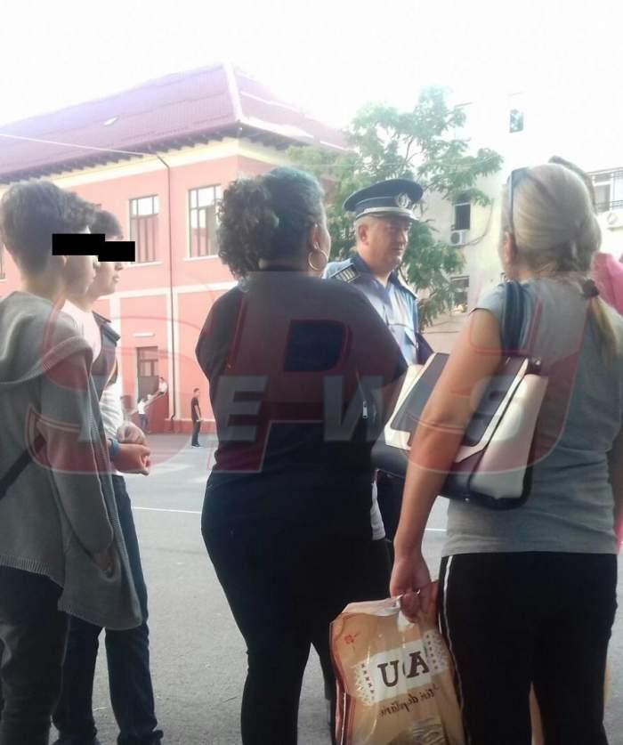 Detalii scandaloase despre poliţistul care a ameninţat mai mulţi elevi, de faţă cu profesorii!