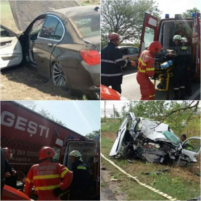 FOTO / Urmărit de blestem? Fiul unui politician, implicat în două accidente grave în 24 de ore! Imaginile sunt teribile