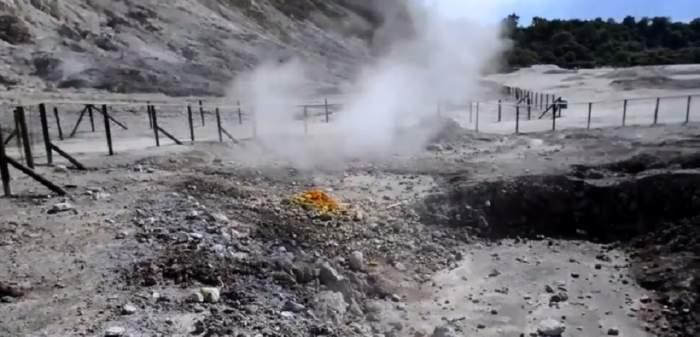 Tragedie în Italia! Doi părinţi şi copilul lor au sfârşit tragic într-un vulcan