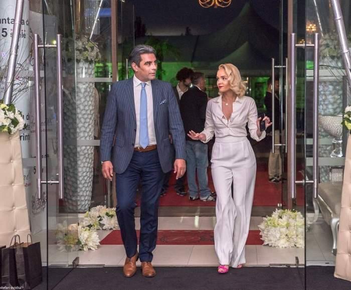 VIDEO / Marcel Toader şi Maria Constantin se vor întâlni astăzi după ce şi-au aruncat cuvinte grele! Afaceristul e hotărât să scape de soţia sa