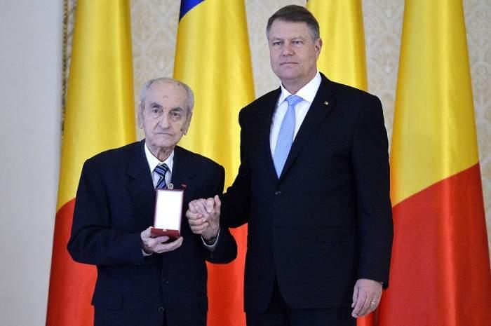 Mircea Ionescu Quintus a murit la 100 de ani