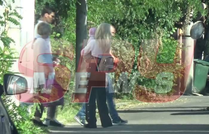 Andreea Bălan, prima vacanță în trei! Imagini EXCLUSIVE cu vedeta și fiica ei! Video