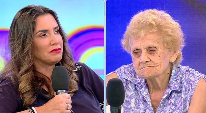 """VIDEO / Mara Bănică, în lacrimi la TV: """"Am o bunică..."""". Ce a făcut-o pe jurnalistă să izbucnească în plâns"""