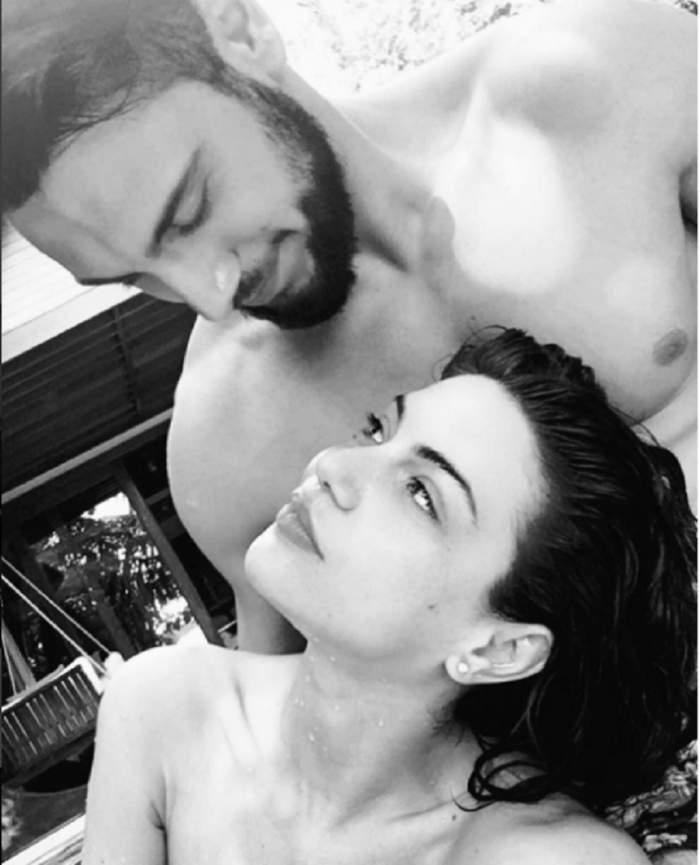 """FOTO / Cristina Ich, singură! Relaţia cu iubitul ei s-a termnat: """"Da, am greşit şi îmi asum..."""""""