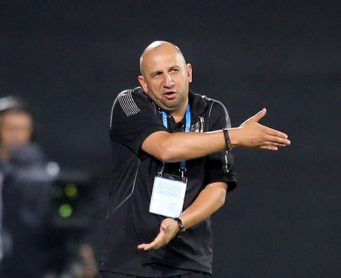 """Antrenor low-cost pentru """"câinii roşii""""! Cât va câştiga Vasile Miriuţă la Dinamo"""
