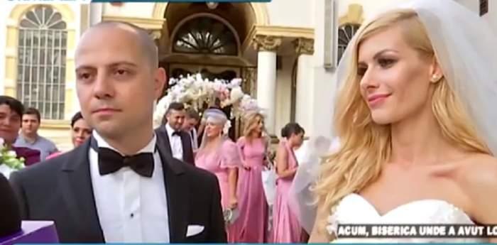"""VIDEO / Dan Badea, primele declarații după cununia religioasă! Mădălina: """"Am plâns puțin"""""""
