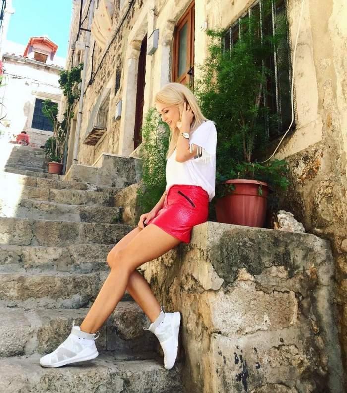 """FOTO / Andreea Bălan răspunde comentariilor acide! """"Eu nu mă întorc în trecut"""""""