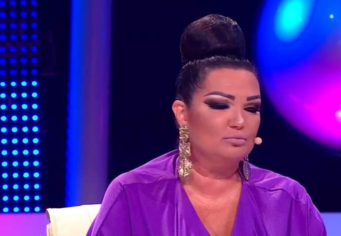 """VIDEO / Ozana Barabancea a izbucnit în lacrimi la """"Te cunosc de undeva""""! Ce s-a întâmplat în timpul emisiunii: """"Nu am mai plâns de mult"""""""