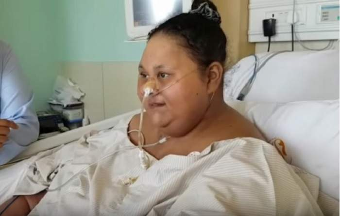 VIDEO / A murit cea mai grasă femeie din lume. Eman abia împlinise 37 de ani și reușise să slăbească peste 250 KILOGRAME în ultimele luni