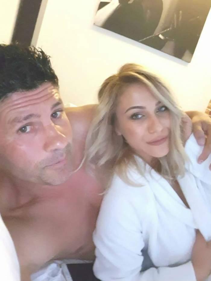 VIDEO / Stelian Ogică, mărturisiri intime despre iubita lui! Blondina e mai mică decât fiica sa, Raluca