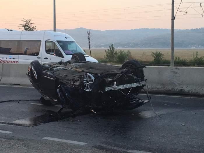 FOTO / Tragedie cumplită în Iaşi. Doi oameni au murit, iar un adolescent se află în spital
