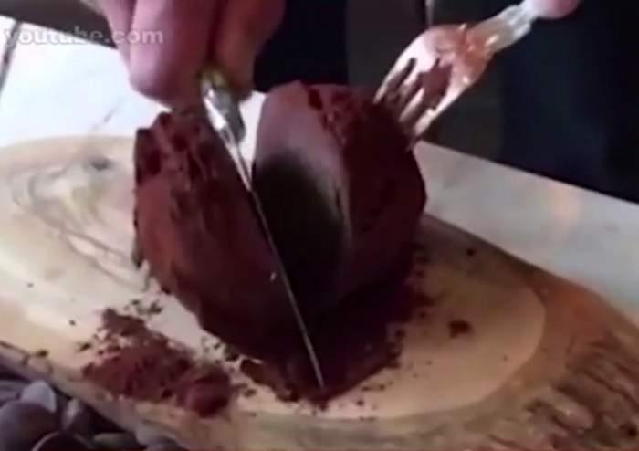 VIDEO / Cea mai scumpă ciocolată din lume! Se găseşte numai în câteva magazine din lume