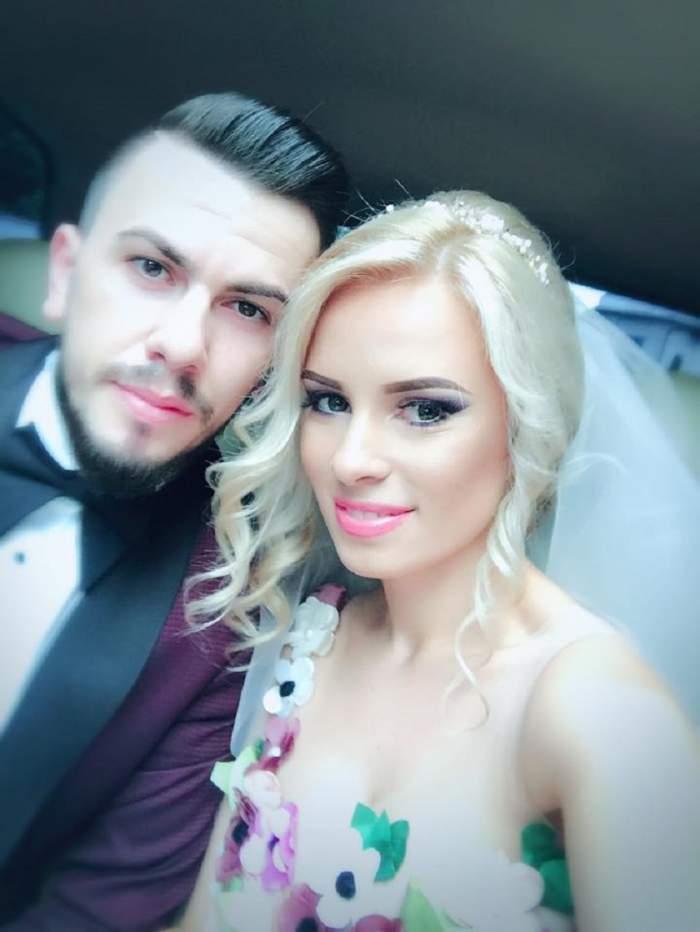 FOTO & VIDEO / Elly şi Cristian, foşti concurenţi la MPFM, fac nunta astăzi! A apărut prima poză cu cei doi miri