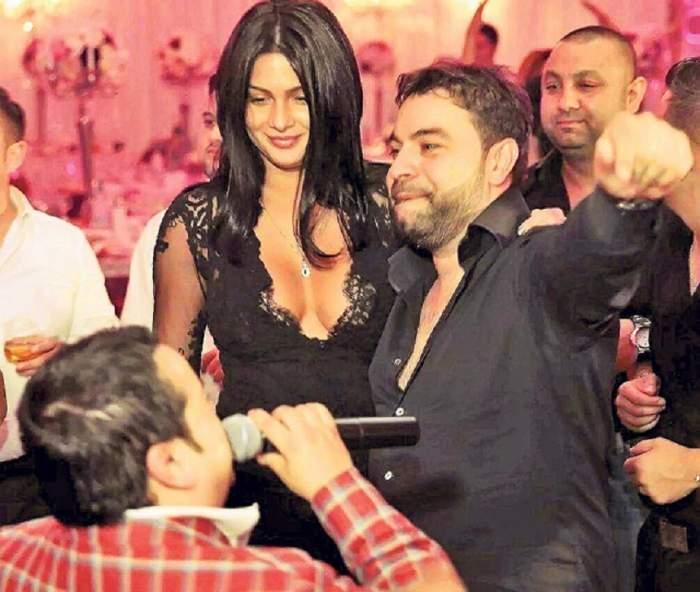 FOTO / Petrecere mare în familia lui Florin Salam! Roxana Dobre nu mai poate de fericire