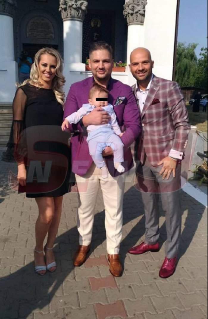 VIDEO / Mare petrecere pentru micuțul Ayan, fiul lui Andrei Ștefănescu! Liviu Vârciu și Pepe au făcut show