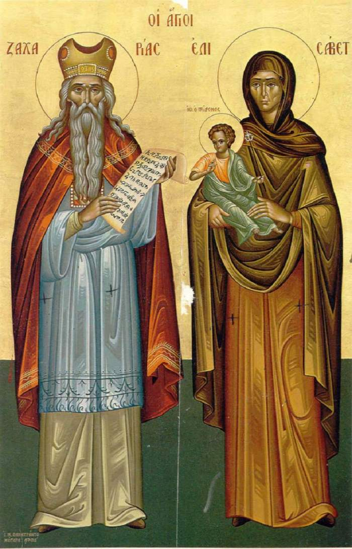 """E sărbătoare! Creștinii ortodocși sărbătoresc azi doi sfinţi. Uite cui să-i spui: """"La mulţi ani"""""""