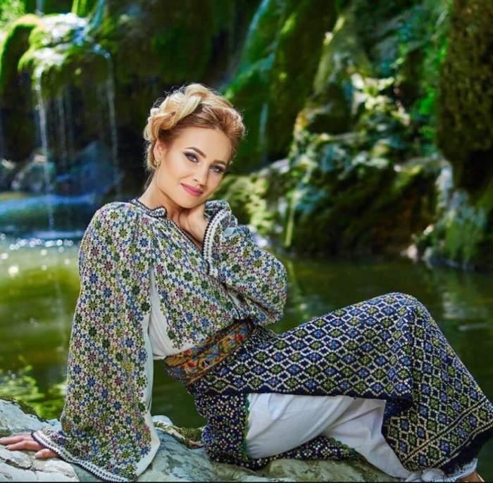 VIDEO / Soţia presupusului amant al Mariei Constantin a lansat o piesă potrivită pentru situaţia în care se află! Sute de reacţii