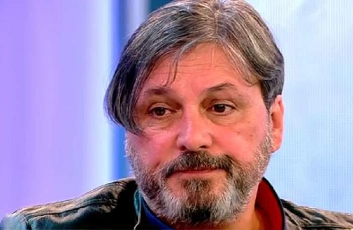 FOTO / Cornel Galeș își revine după moartea Ilenei Ciuculete! A apărut la TV în bustul gol și vorbește deschis despre blonda Vivi