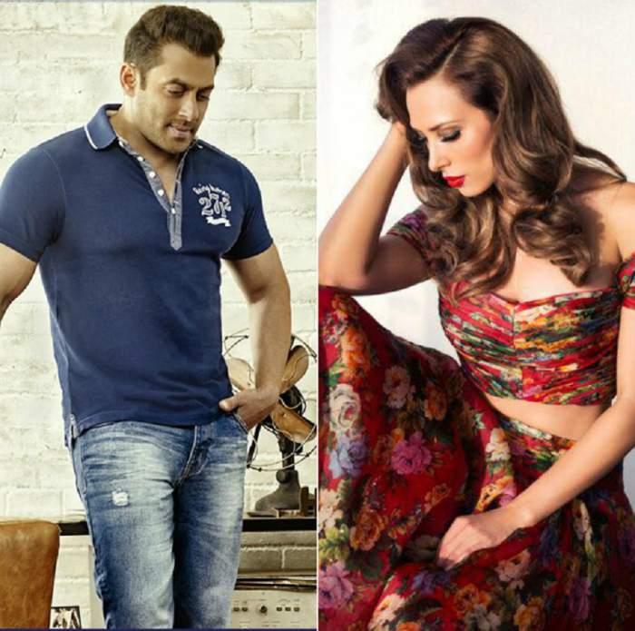 VIDEO / Fiecare cu treaba lui! Salman Khan se luptă cu oamenii legii, iar Iulia Vântur se distrează la toate petrecerile din India