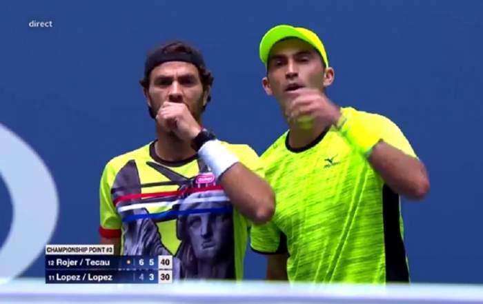 Horia Tecău şi Julien Rojer, câștigători în finala US Open la dublu