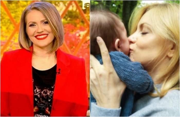 VIDEO / Mirela Vaida a dat-o de gol pe Simona Gherghe! Când a aflat că e însărcinată cu Ana, dar şi când va fi botezată micuţa