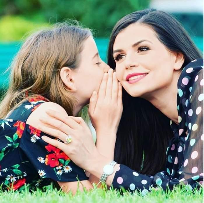 Cum au sărbătorit Monica Gabor și fiica sa Revelionul. Vedeta a făcut publice imaginile