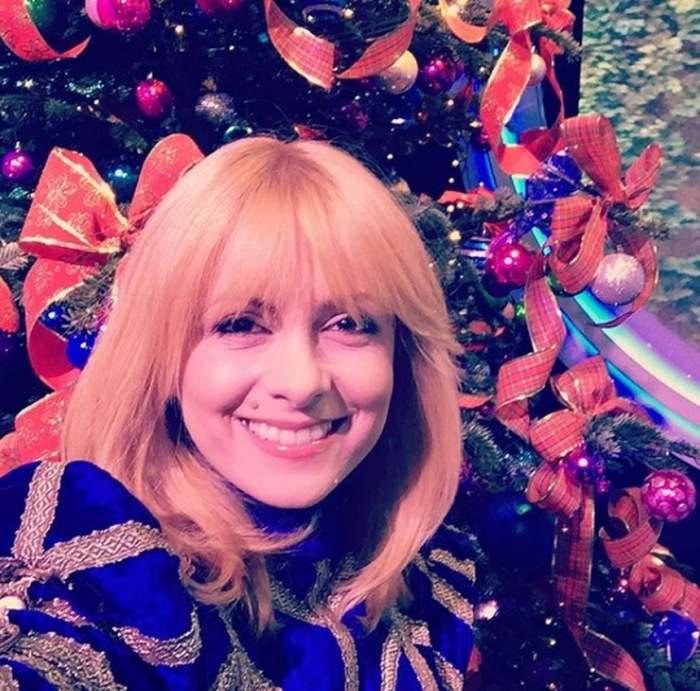 Simona Gherghe a strălucit de Revelion. Cum a petrecut frumoasa prezentatoarea trecerea în Noul An