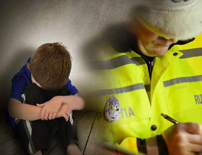 EXCLUSIV / Ofiţer de la Poliţia Rutieră, obligat să demonstreze că e sănătos la cap, după ce a filmat copii pe furiş!