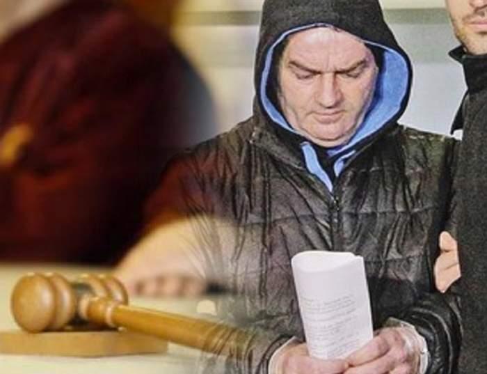 EXCLUSIV / Poliţistul pedofil, de mână cu fosta nevastă, la tribunal! Ajutor nesperat pentru perversul din lift