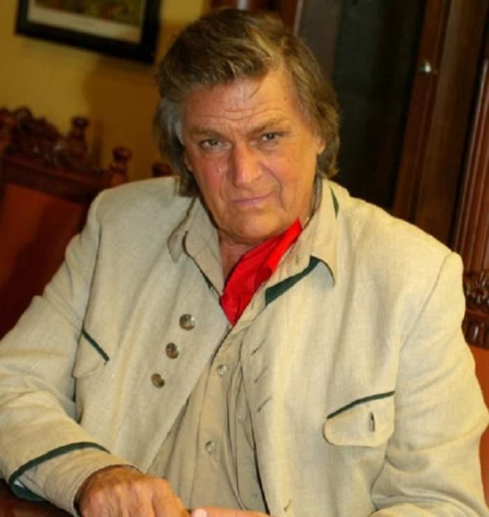 Florin Piersic nu mai participă la spectacolele din ţară! Care este adevăratul motiv
