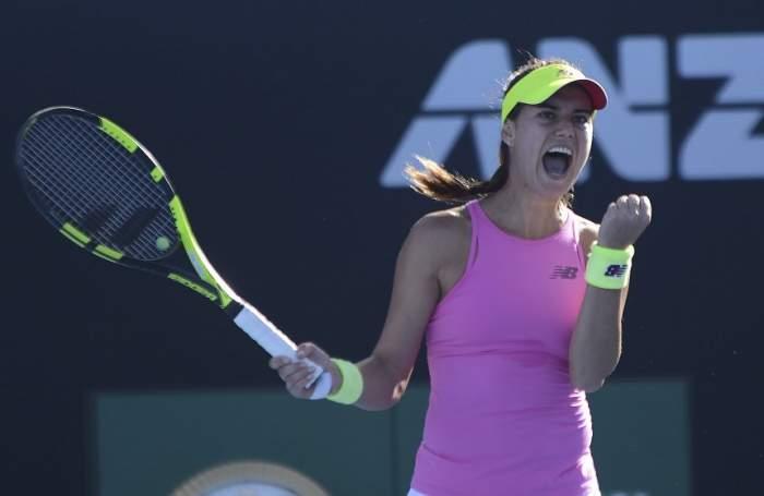 Sorana Cîrstea s-a calificat în turul II la Australian Open!