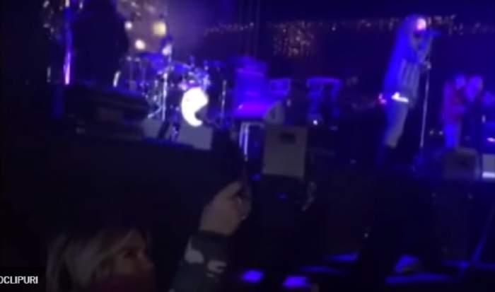 VIDEO / Smiley şi Gina Pistol, împreună de Revelion! Cum au fost surprinşi cei doi
