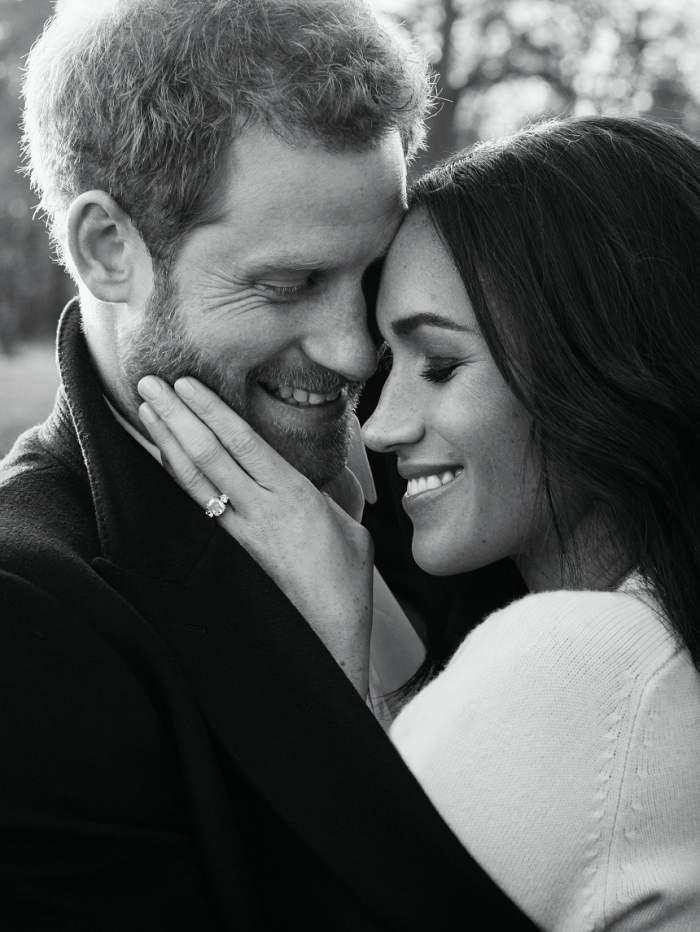 Prințul Harry și Meghan Markle, destinație romantică de Revelion. Cei doi au stat în avion lângă toalete!