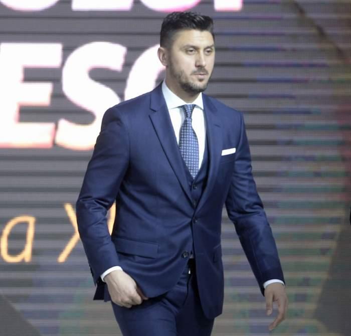 VIDEO PAPARAZZI / Deghizat, vrea să treacă la atac! Iată cum se pregăteşte Ciprian Marica pentru a prelua puterea în fotbalul românesc!