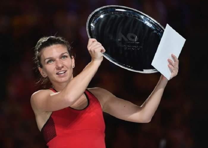 Ce a făcut Simona Halep l-a scurt timp după finala pierdută. Sportiva a împărtăşit totul cu fanii săi