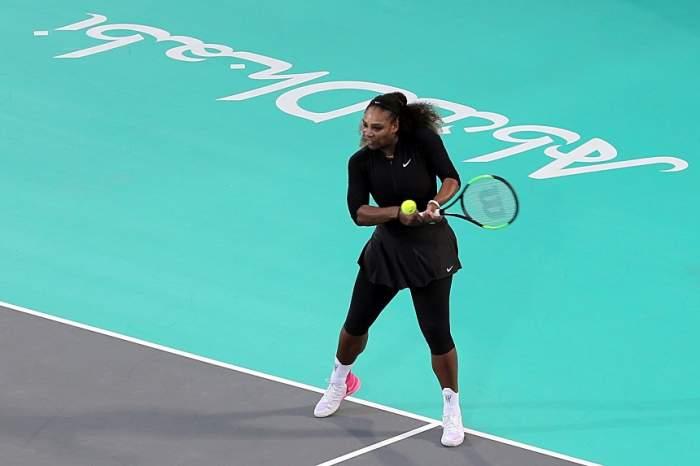 """Serena Williams o ironizează pe Simona Halep. """"Atât de minunat, atât de fericită. Sunt acelea lacrimi?"""""""