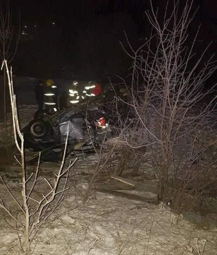 Accident uluitor în Tihău! Urmărit de polițiști, un șofer beat a făcut o cursă terminată cu moartea unui tânăr