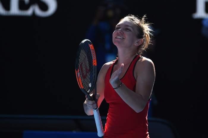 """VIDEO / Răsfăţ total pentru Simona Halep! Iată cum se """"reface"""" sportiva după eşecul suferit în finala Australian Open!"""