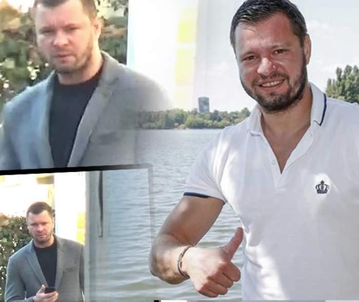 """VIDEO PAPARAZZI / """"Săgeată"""" e top model, mor fetele după el! Apariţie de senzaţie a lui Marius Niculae în buricul Bucureştiului!"""