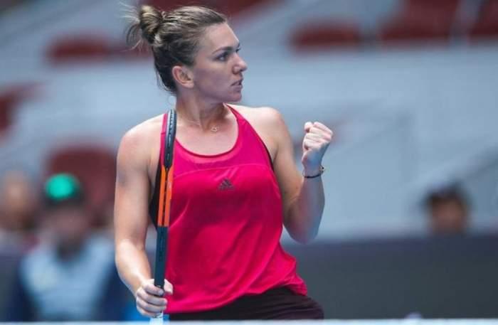 Simona Halep s-a calificat în semifinalele turnului de la Shenzhen. Surpriză de proporţii. Cu cine se va bate pentru un loc în finală