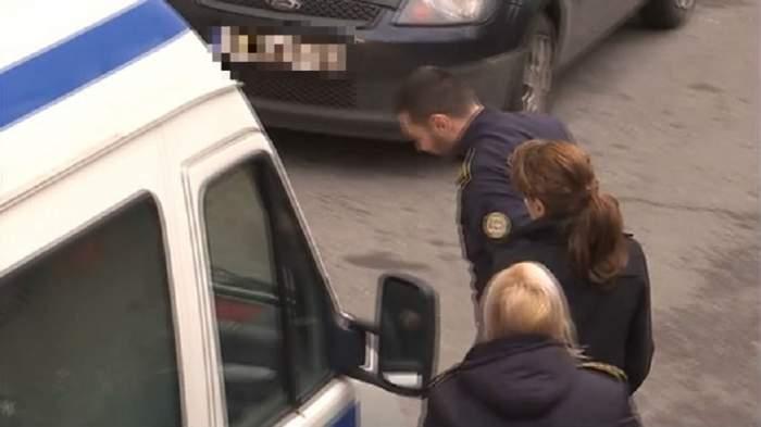 """FOTO / Magdalena Șerban, față în față cu medicii legiști. Cum a reacționat """"criminala de la metrou"""""""