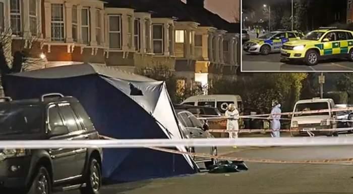 VIDEO / Româncă înjunghiată în Londra de fostul iubit din Vaslui. Motivul absurd invocat de bărbat