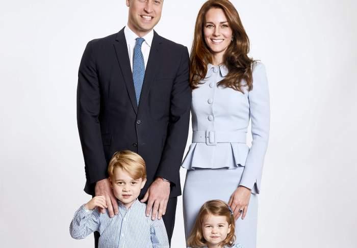 Motivul pentru care Prințul George nu o ține niciodată de mână pe mama sa, Kate Middleton. Totul a fost explicat de experți
