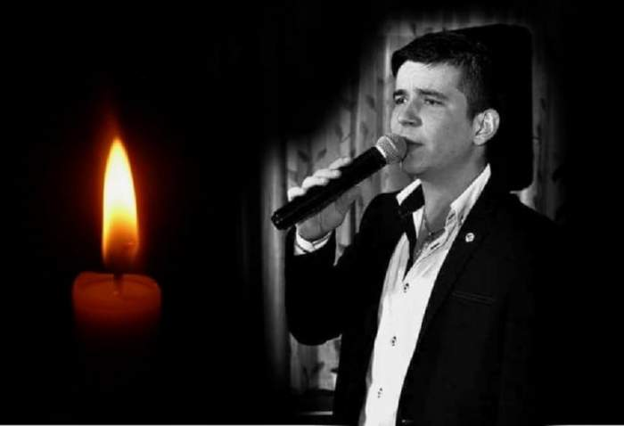 Cutremurător! Gestul făcut de mama lui Sergiu Curcă la înmormântarea tânărului interpret de muzică populară