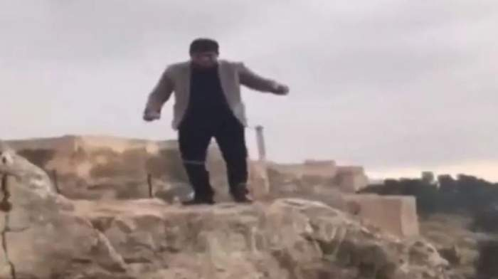 VIDEO / Felul stupid în care un bărbat a murit chiar de ziua lui. Ce făcea în momentul în care şi-a găsit sfârşitul