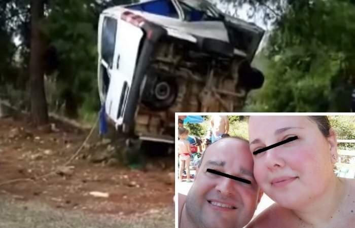VIDEO / O familie de români a murit într-un accident grav în Turcia, în prima zi de vacanţă! Apropiaţii sunt în stare de şoc