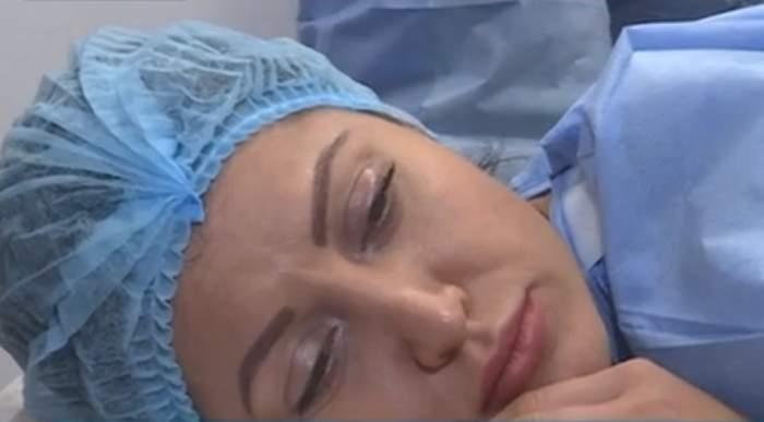 """VIDEO / Nicoleta, ispita de la """"Insula Iubirii"""", pe masa de operaţie! """"Umplem nişte goluri"""""""