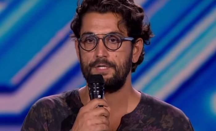 """""""Mă numesc Cezar Ouatu și sunt din Italia"""". Scandal în mediul online, după ce artistul a fost eliminat de la """"X Factor"""" Marea Britanie"""