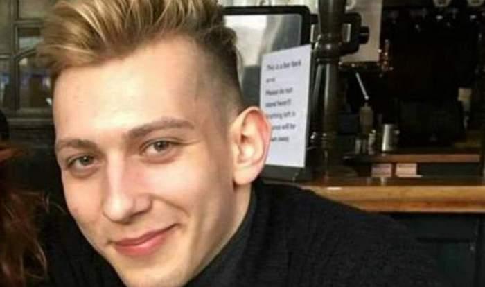 El este tânărul de 22 de ani care a murit în Gara Focşani. Băiatul s-a urcat pe un vagon să facă un selfie