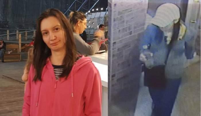 FOTO / Alertă în Capitală! O tânără de 35 de ani a dispărut